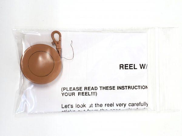 Reel With Brake