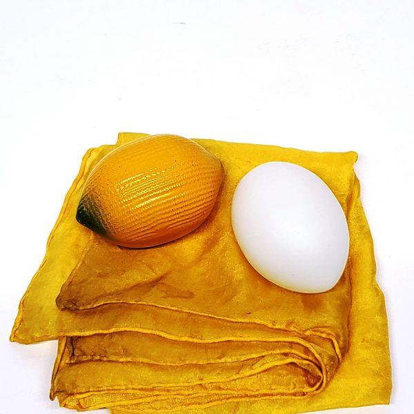 Silk To Lemon / Egg