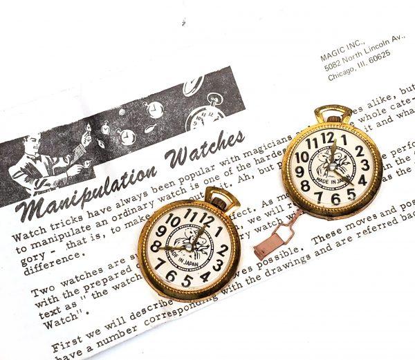 Manipulation Watches-Magic Inc