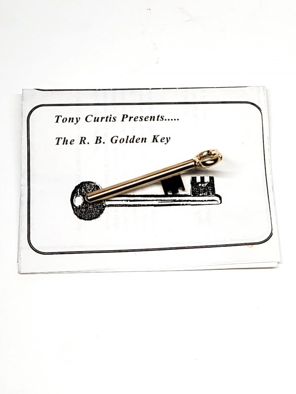 The R.B. Golden Key-Tony Curtis