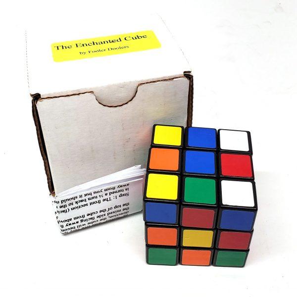 Enchanted Cube-Daryl