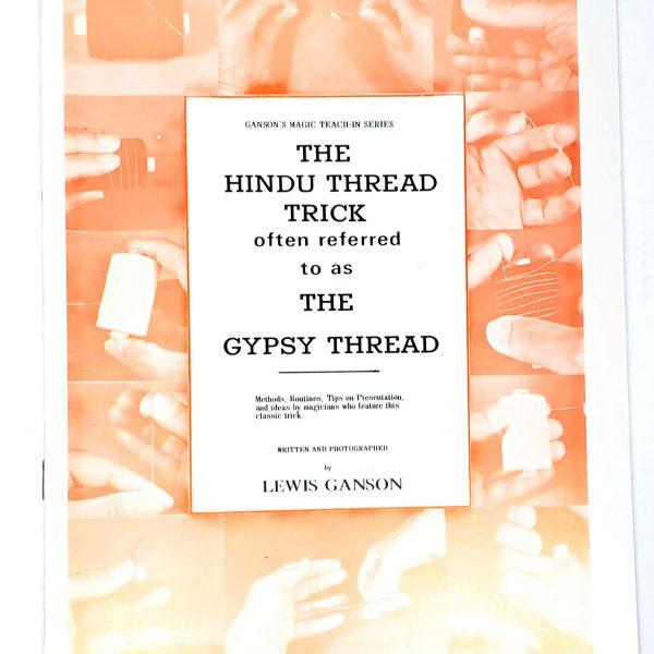 Hindu/Gypsy Thread Trick-Louis Ganson
