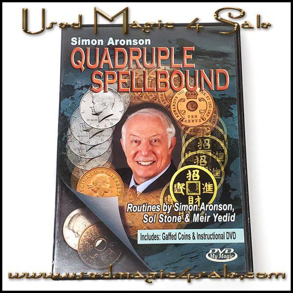Quadruple Spellbound
