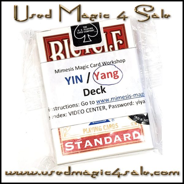 Yang Deck-Mimesis Magic Card Workshop