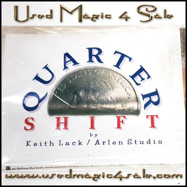 Quarter Shift-Keith Lack/Arlen Studio