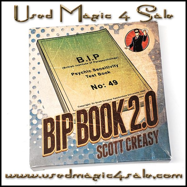 BIP Book 2.0-Scott Creasey/Alakazam Magic