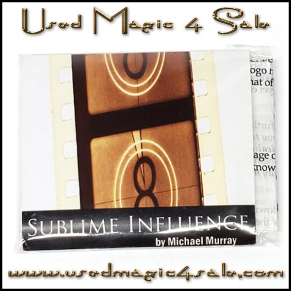Sublime Influence-Michael Murray
