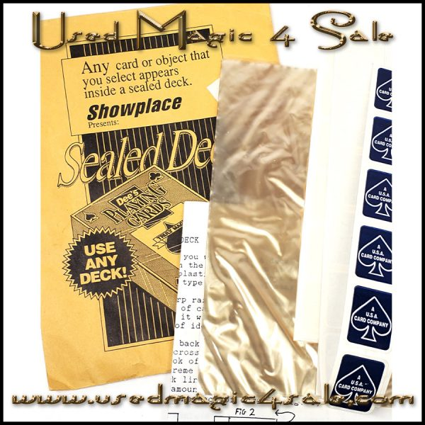Sealed Deck-Showplace Magic