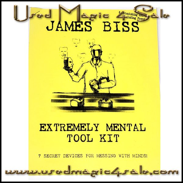 Extremely Mental Toolkit-James Biss