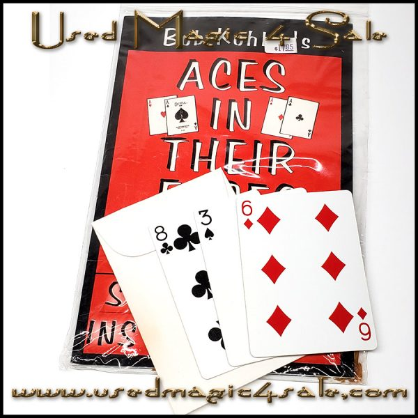 Aces In Their Faces-Bob Kohler