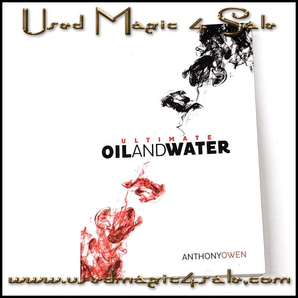 Ultimate Oil And Water-Anthony Owen