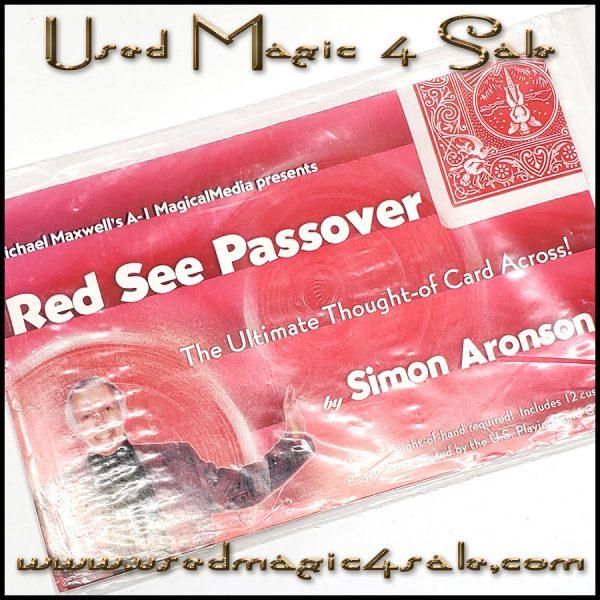Red See Passover-Simon Aronson