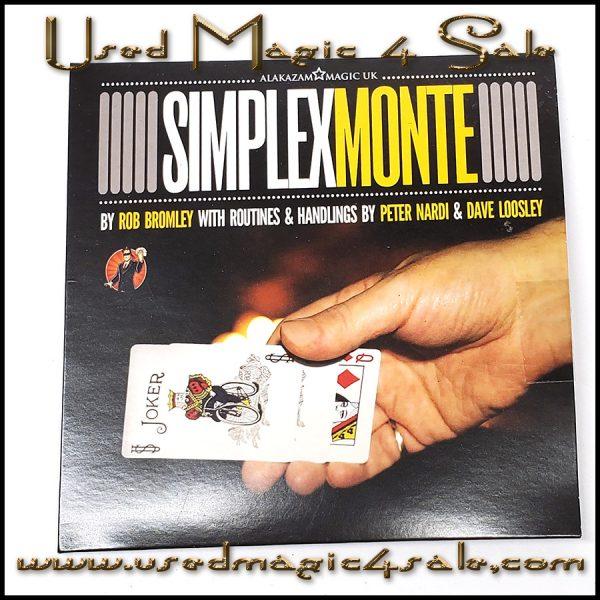 Simplex Monte-Rob Bromley/Alakazam Magic