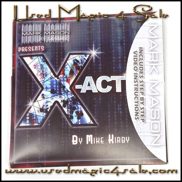 X Act-Mark Mason/Mike Kirby