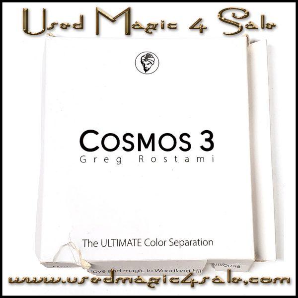 Cosmos 3-Greg Rostami