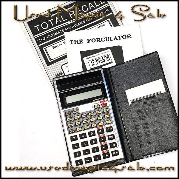 Total Recall/The Forculater-John Cornelius