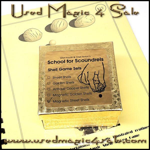 Magnetic Street Shells-School For Scoundrels