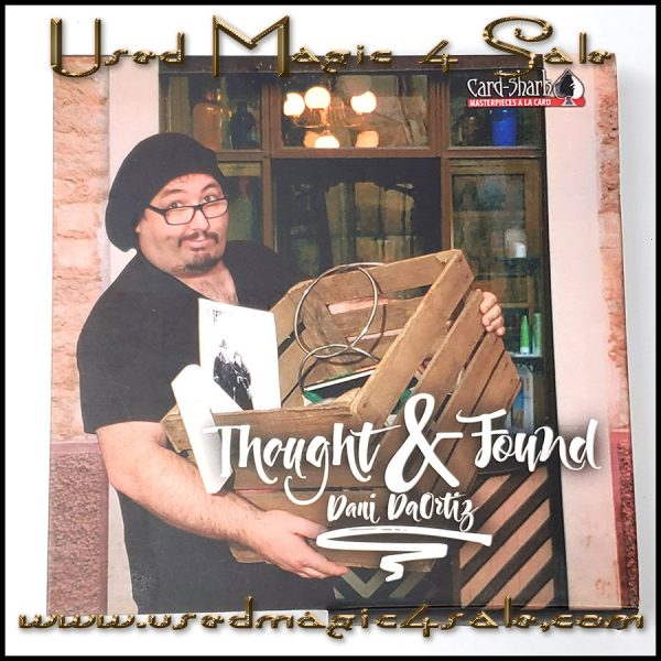 Thought And Found-Danny DaOrtiz