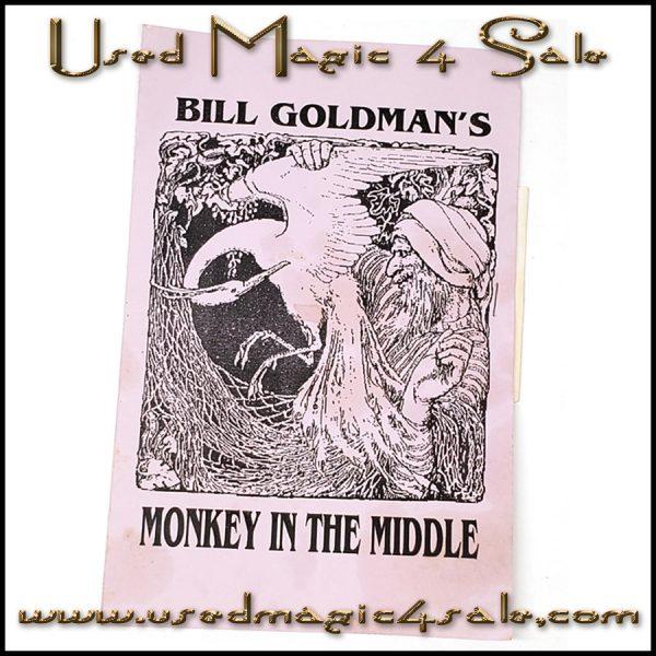 Monkey In The Middle-Bill Goldman