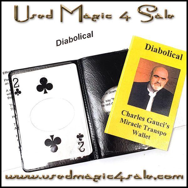 Diabolical-Charles Gauci