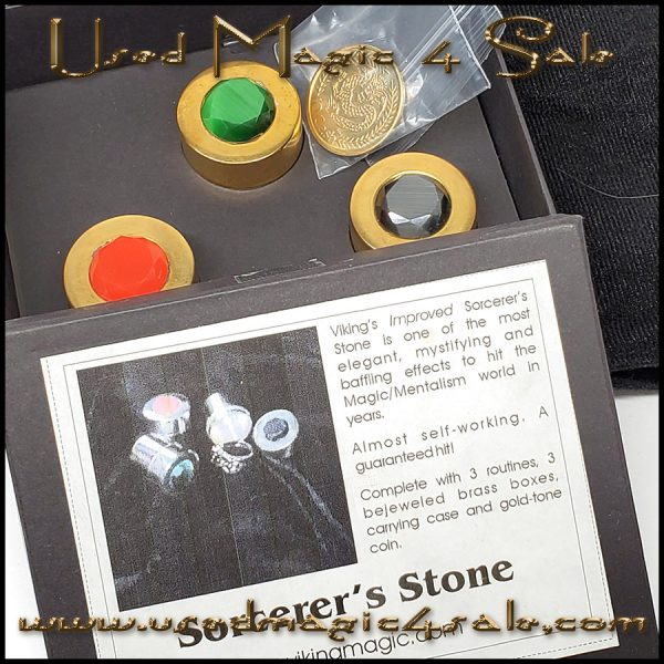Sorcerer's Stone-Viking Magic