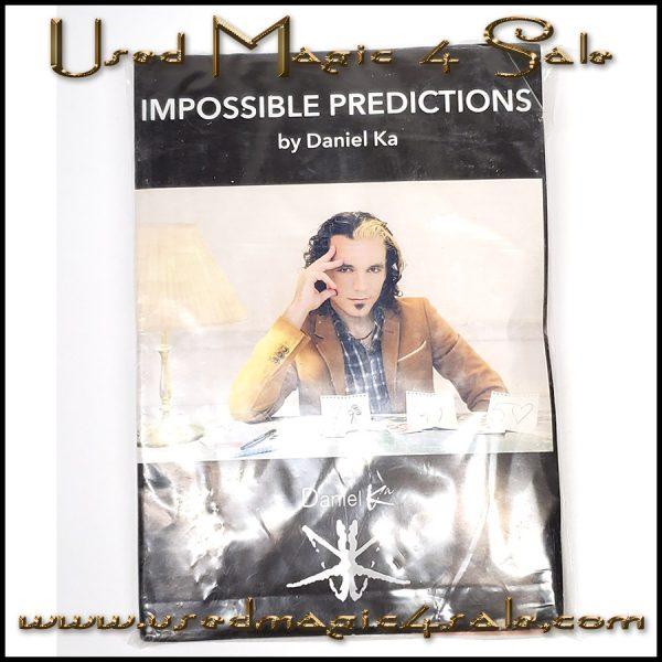 Impossible Predictions-Daniel Ka
