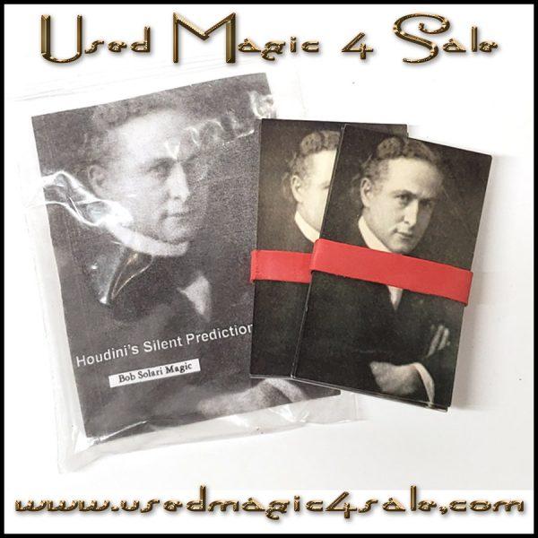 Houdini Silent Prediction