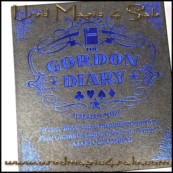 The Gordon Diary