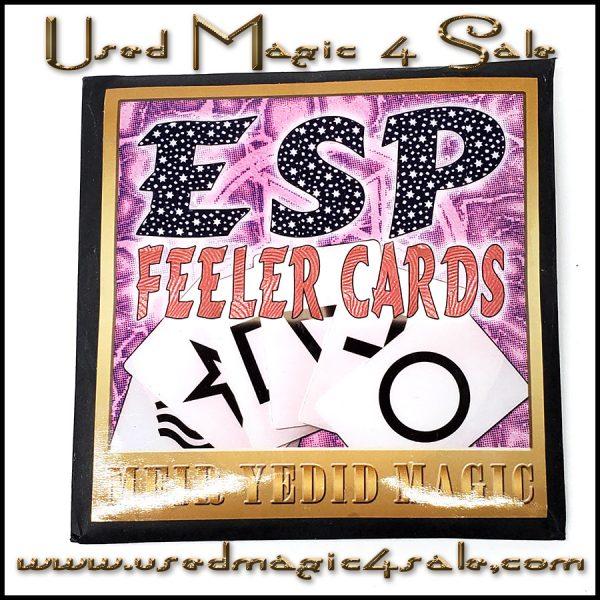 ESP Feeler Cards-Meir Yedid Magic