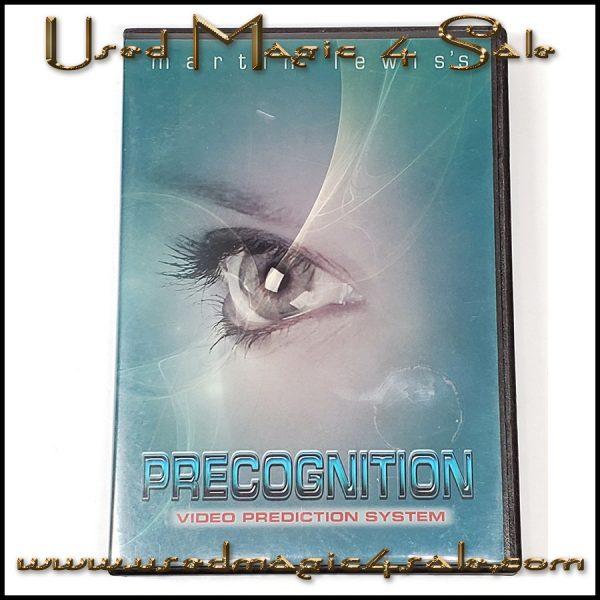 Precognition Video Prediction System-Martin Lewis