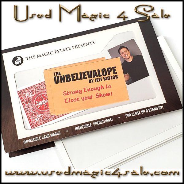 The Unbelievalope-Jeff Kaylor