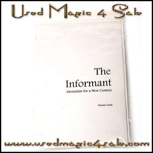 The Informant-Dennis Laub