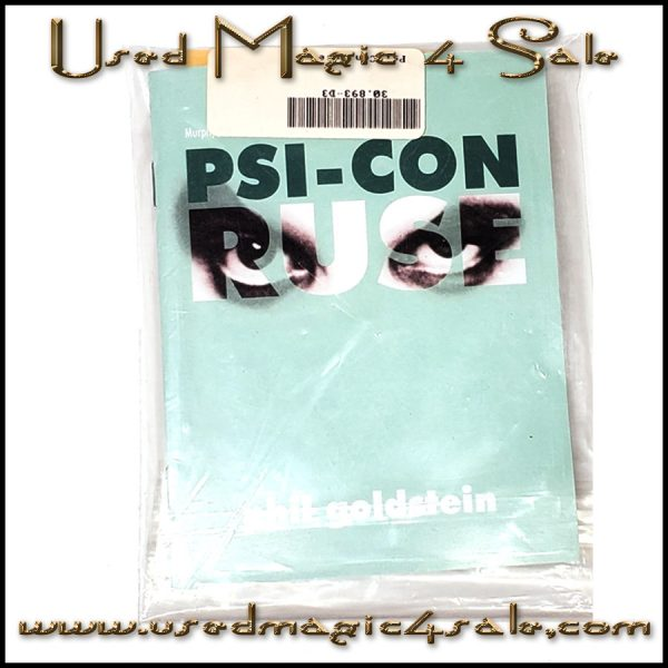 Psi-Con Ruse-Phil Goldstein
