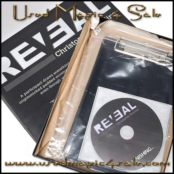 Reveal-Christopher Rawlins/Vanishing Inc