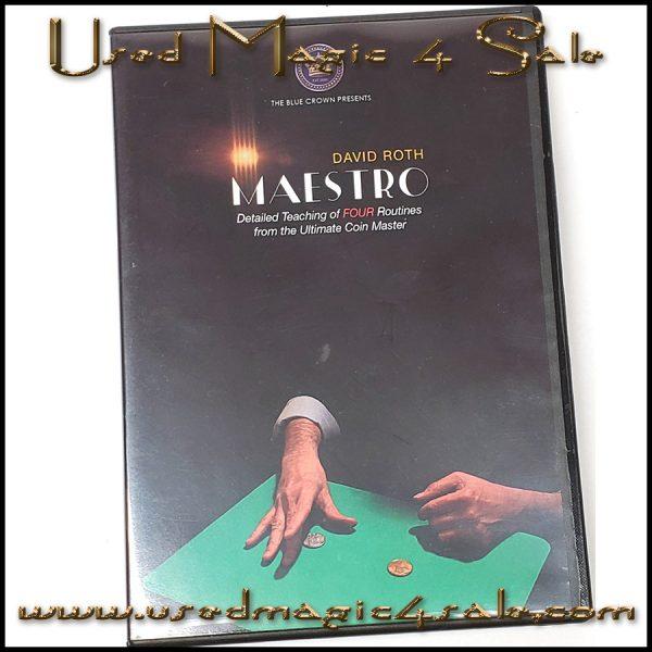 Maestro-David Roth