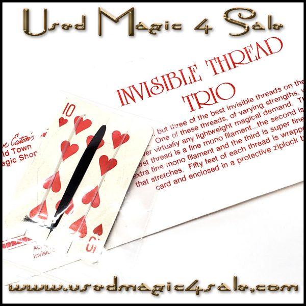 Invisible Thread Trio