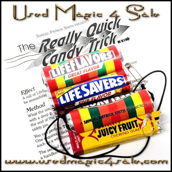 The Really Quick Candy Trick-Samuel Patrick Smith