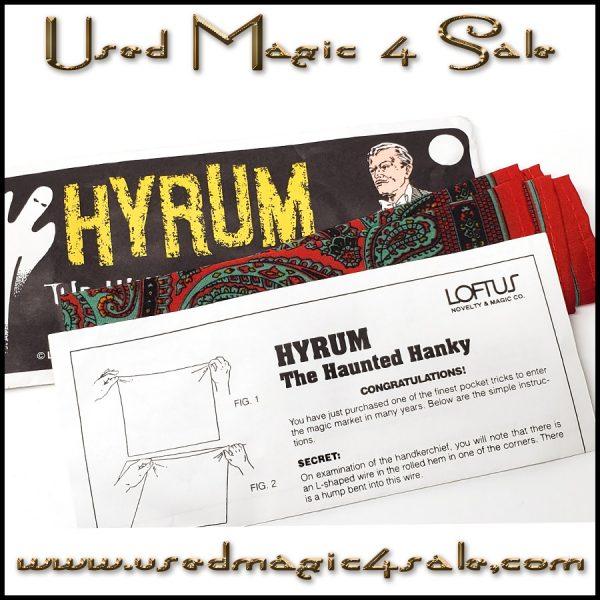 Hyrum The Haunted Hank