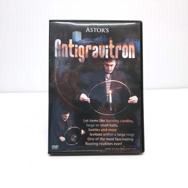 Antigravitron-Astor DVD