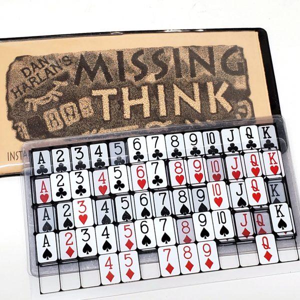 Missing Think-Dan Harlan