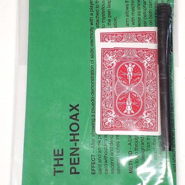 The Pen Hoax