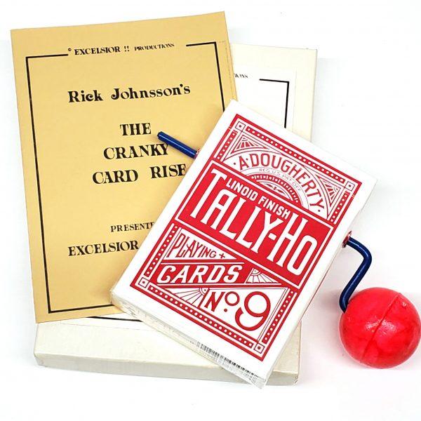 The Cranky Card Case-Rick Johnson