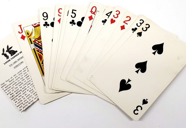 6 Card Repeat-Tannens