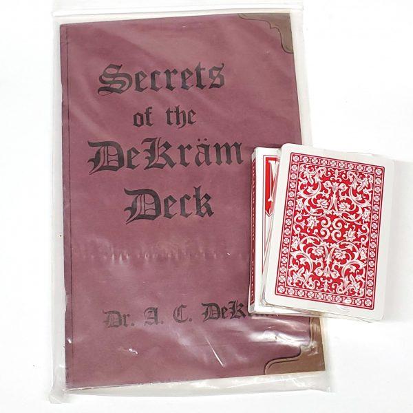 Secrets Of The DeKram Deck