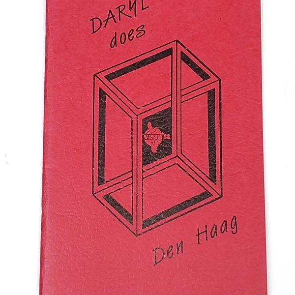 Daryl Does Den Haag