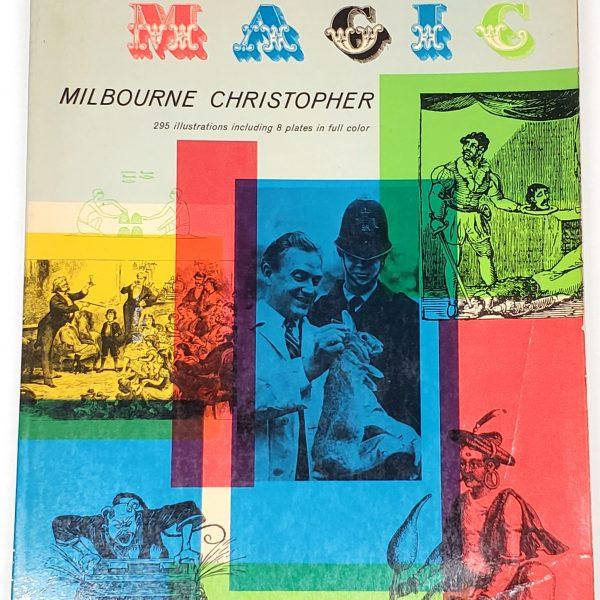 Panorama Of Magic-Milbourne Christopher