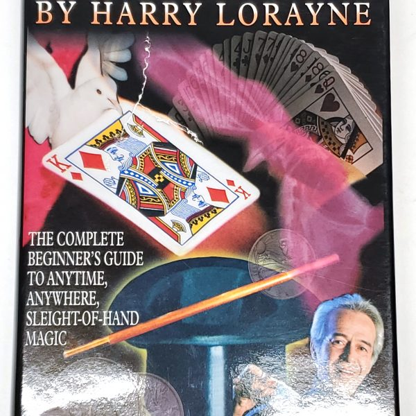 The Magic Book-Harry Lorayne
