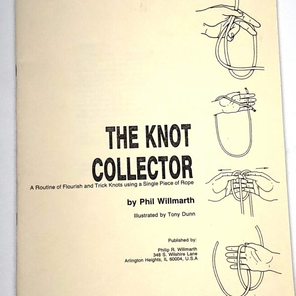 The Knot Collector-Phil Willmarth