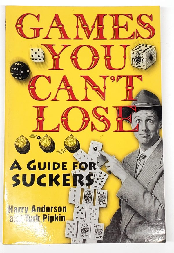 Games You Can't Lose-Harry Anderson