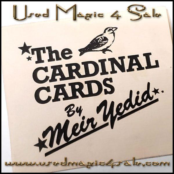 The Cardinal Cards-Meir Yedid